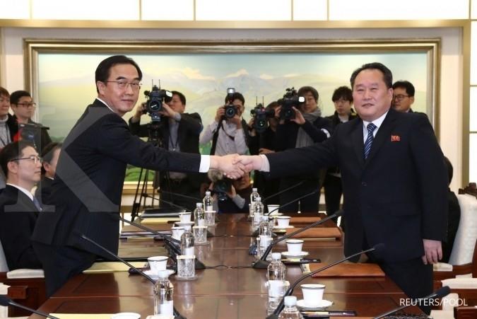 Setelah 2 tahun, Korea Selatan dan Utara bertemu