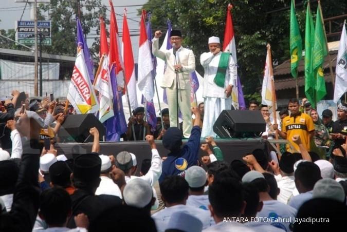 Ridwan Kamil ajak relawan kedepankan logika