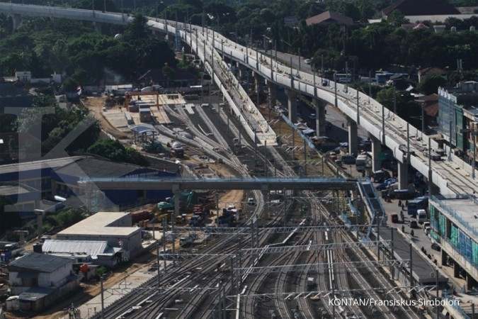 Jakarta to receive two MRT trains in March