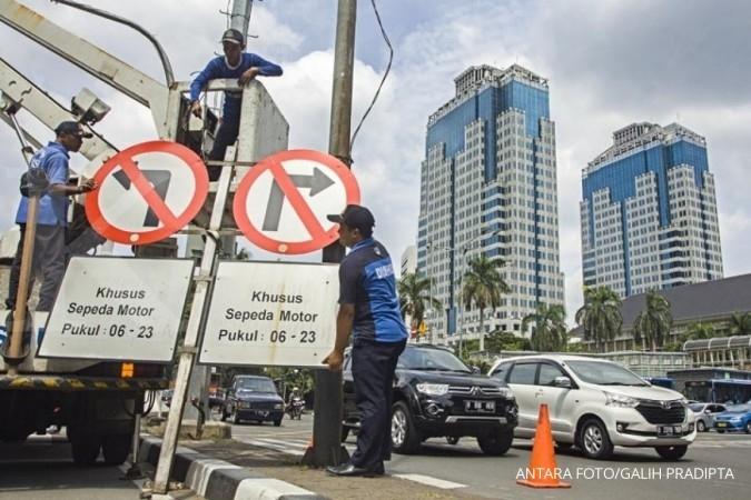 DKI siapkan regulasi pembatalan pembatasan motor