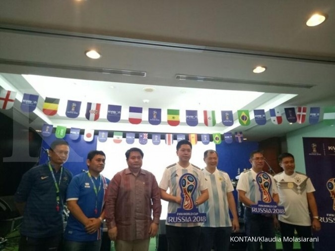 Piala Dunia, K-Vision harapkan iklan dan pelanggan