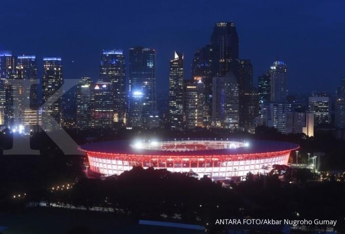 Minggu, Jokowi resmikan wajah baru Stadion Utama GBK