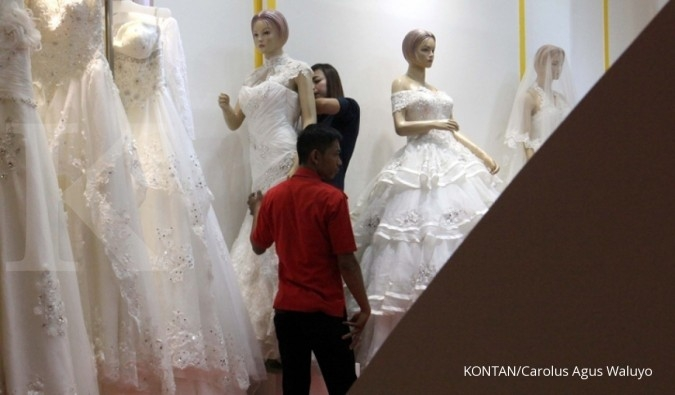 Weddingku dan Dyandra gelar Dream Wedding Festival di Jakarta Convention Center
