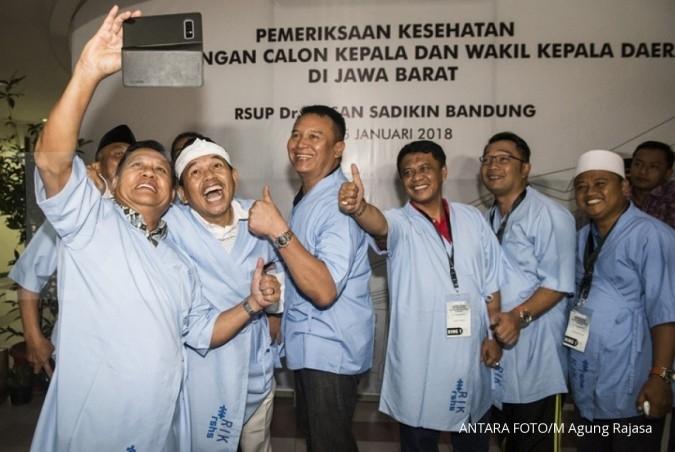 Populer tidak jaminan menang pilgub Jawa Barat