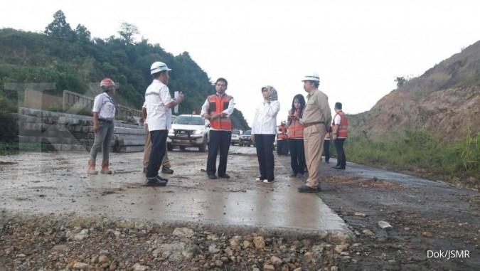 Pembangunan Tol Balikpapan-Samarinda sudah 46,7%