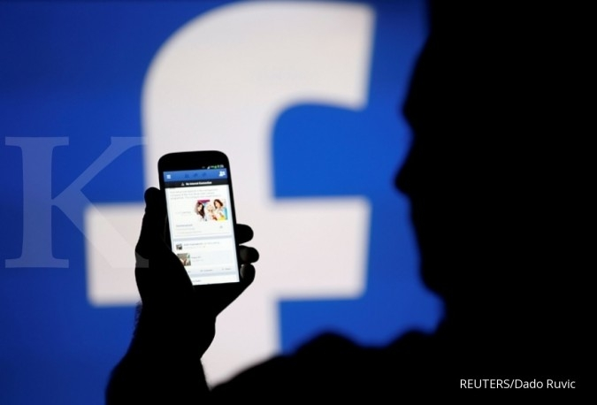 Indonesia, fourth highest number of Facebook users in the world