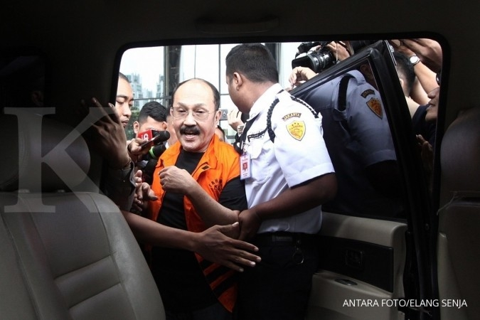 Setya's former lawyer indicted for obstruction of justice