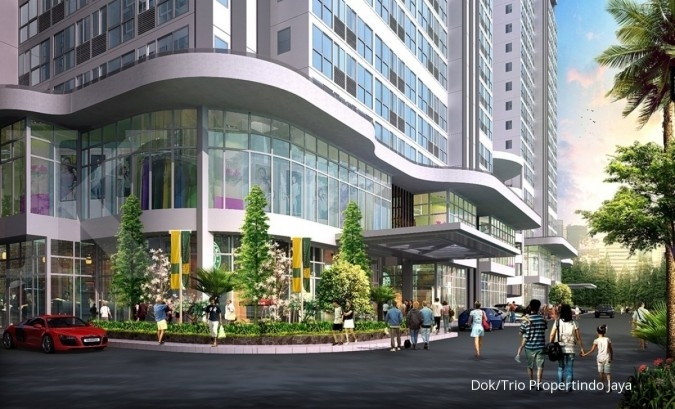 Trio Property tunjuk Yasa Patria bangun Apartemen Gangnam