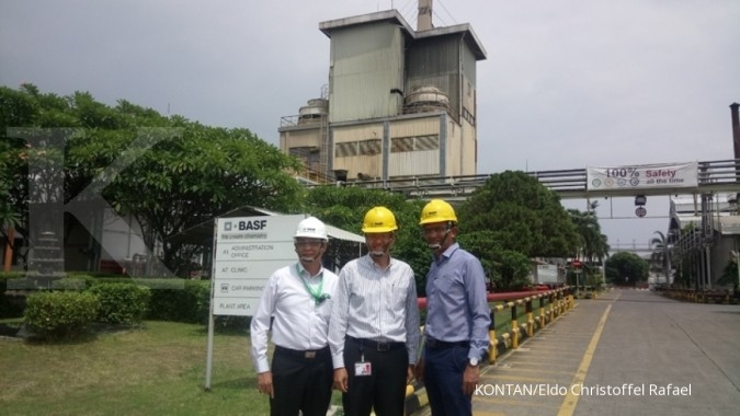 BASF Indonesia terapkan sistem industri 4.0