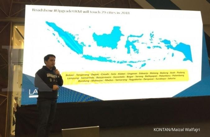Bulan Ramadhan Lazada Indonesia targetkan punya 130.000 mitra penjual