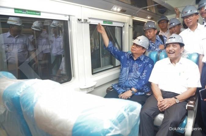 Industri kereta api nasional pacu TKDN