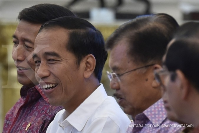 Jokowi calls on banks to expand credits to small businesses