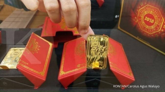 Antam Menjual Emas Batangan Ke Jepang