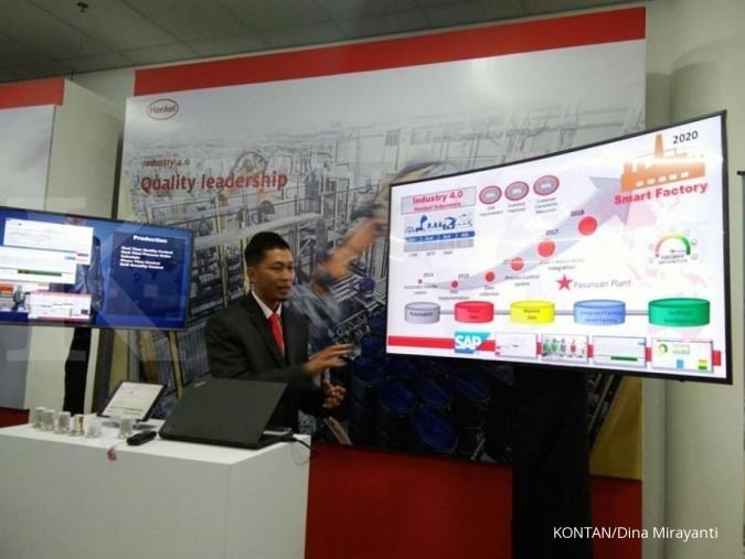 Henkel bangun pusat inovasi di Bintaro