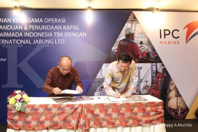 IPCM Jasa Armada Indonesia mengejar lima kontrak baru