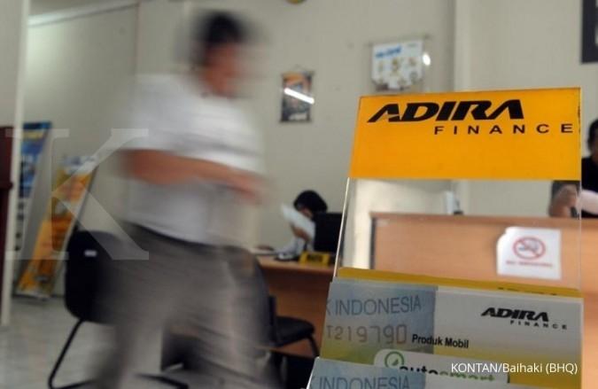 Adira Finance (ADMF) akan terbitkan obligasi dan sukuk senilai Rp 2,09 triliun