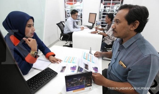 BBRI Kredit berisiko masih hantui perbankan