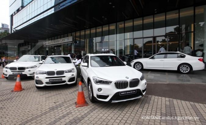 BMW tunggu aturan baru pajak sedan