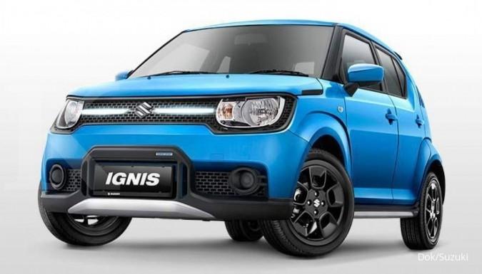 Harga mobil bekas Suzuki Ignis