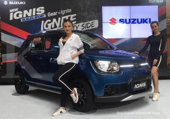 Promo mobil baru, diskon potongan harga Brio, Ignis, Sirion dll Rp 10 juta-Rp 20 juta