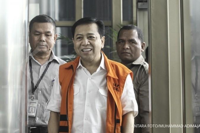 Firman Wijaya dilaporkan ke polisi oleh SBY, ini kata Setya Novanto