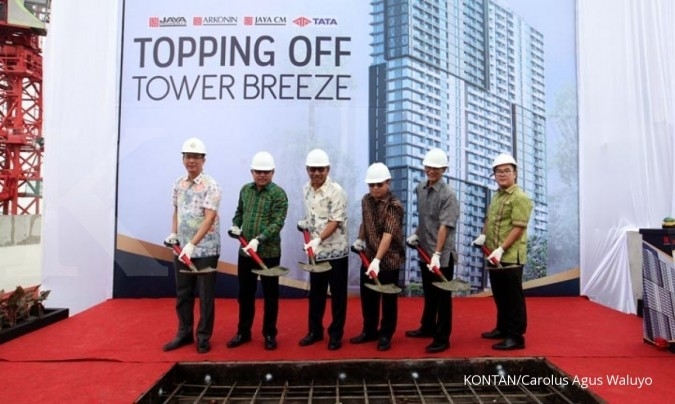 JRPT Prospek properti di Bintaro kian bersinar