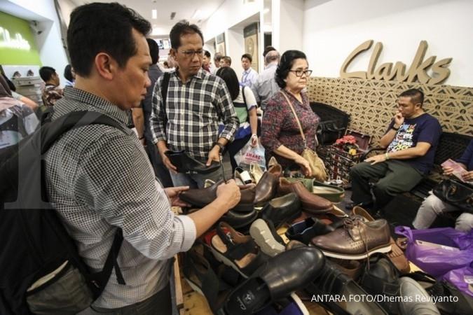 Bisnis sulit, industri sepatu minta insentif pemerintah