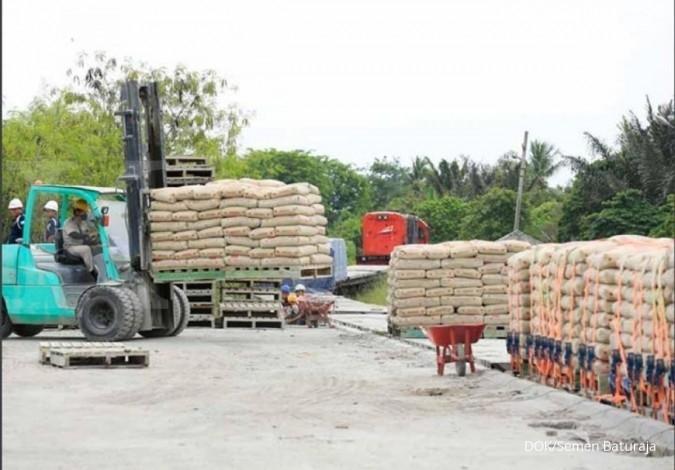 Semen Baturaja (SMBR) maksimalkan peluang dari pelemahan rupiah