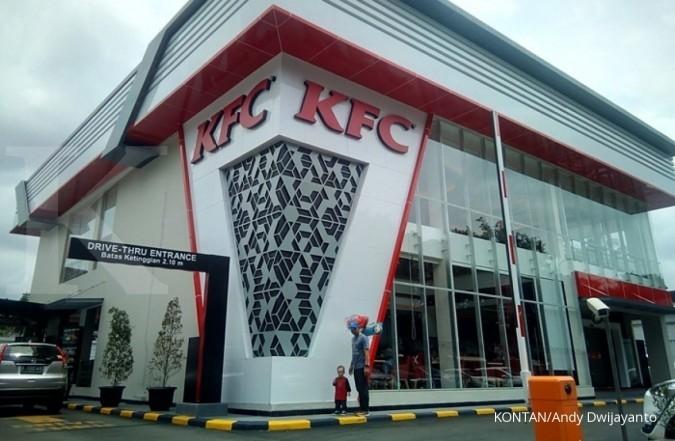 KFC menggandeng Coca Cola untuk memasok minuman soda selama lima tahun