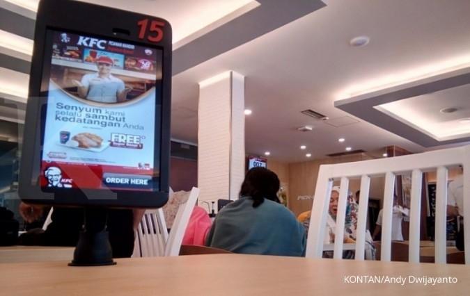 FAST Bakal ada layanan self service di Gerai KFC