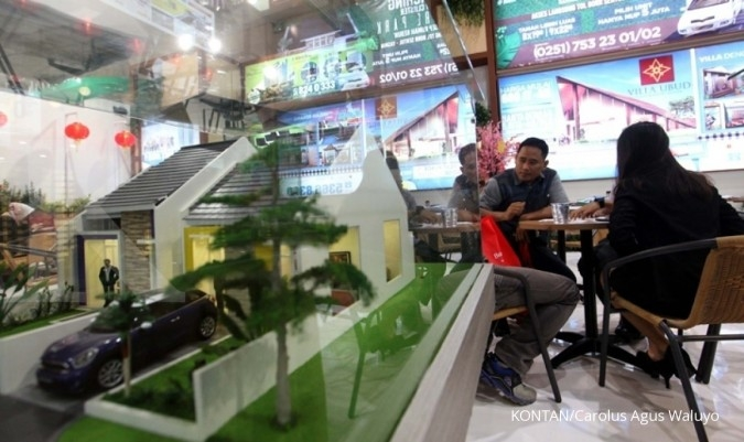 APLN Pasar properti lesu di 2018, pengembang berharap di 2019