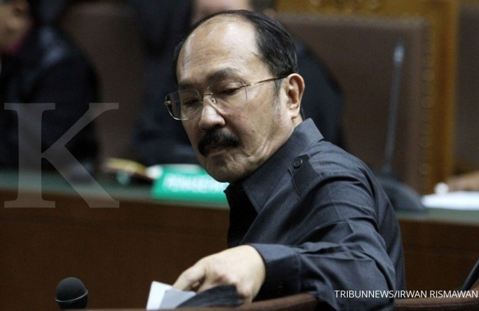 Fredrich Yunadi bantah melakukan rekayasa di RS Permata Hijau