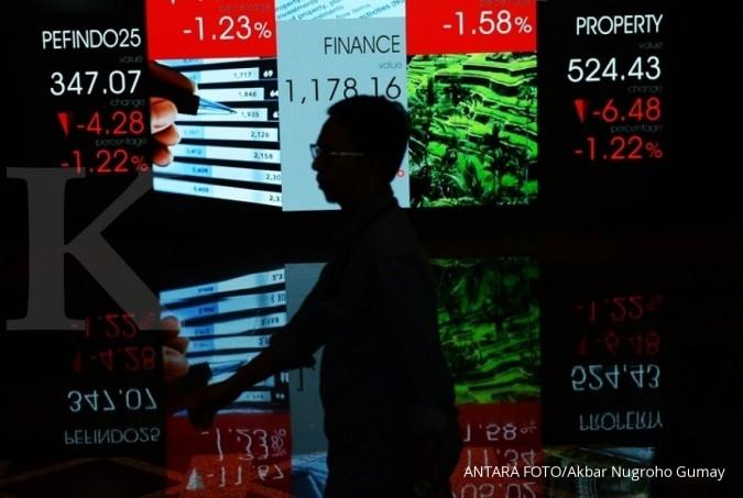Rekomendasi teknikal saham MYRX, BBHI dan BGTG