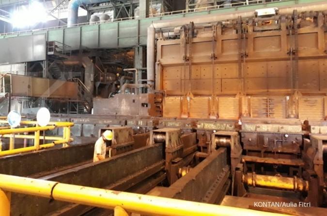 KRAS Strategi Krakatau Steel (KRAS) membidik laba