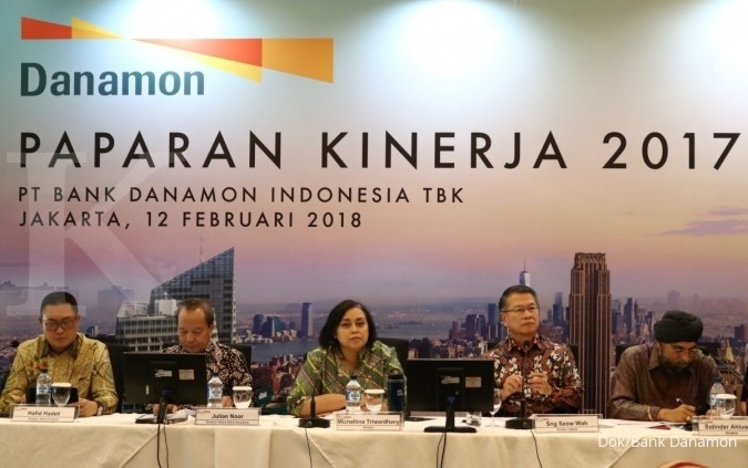 Begini strategi Bank Danamon di digital banking