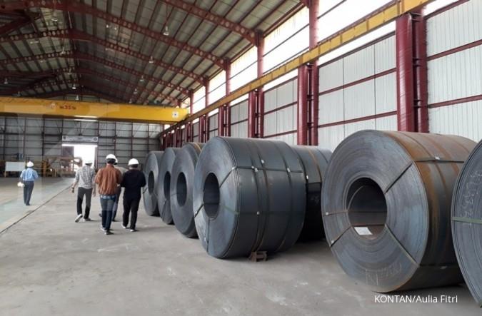 KRAS Krakatau Steel (KRAS) minta revisi aturan Permendag 22/2018
