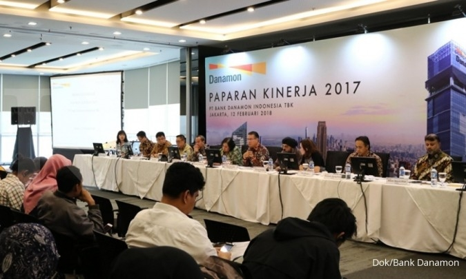 Begini strategi Bank Danamon turunkan rasio kredit macet