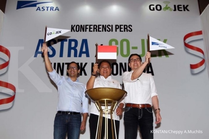 Astra International serius lakukan digitalisasi