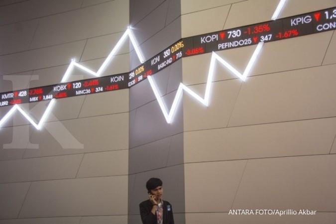 Intip rekomendasi teknikal saham BJBR, IMAS, dan INKP