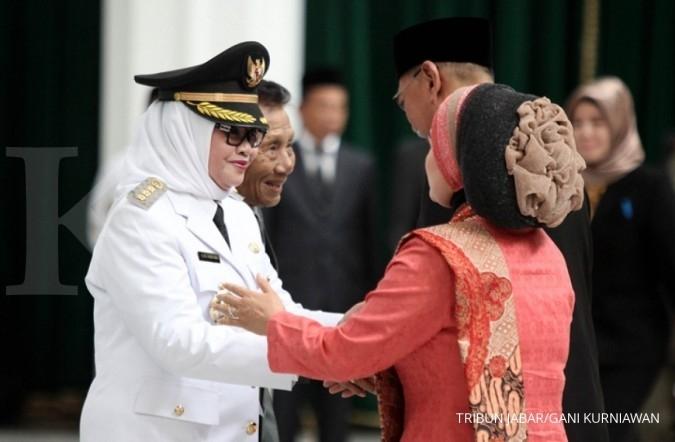 Sosok Imas Aryumningsih, Bupati Subang yang terkena OTT KPK