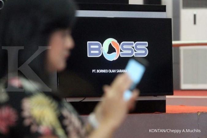 Borneo Olah Sarana Sukses (BOSS) teken kontrak jual beli batubara 200.000 metrik ton