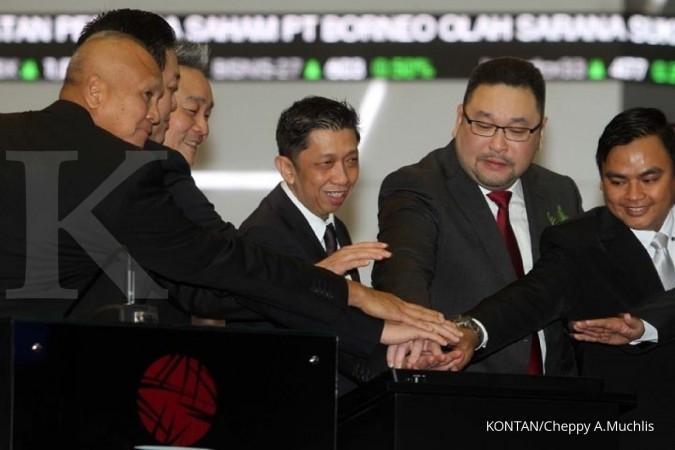 BVIC BOSS Borneo Olah Sarana Sukses lunasi utang ke Bank Victoria