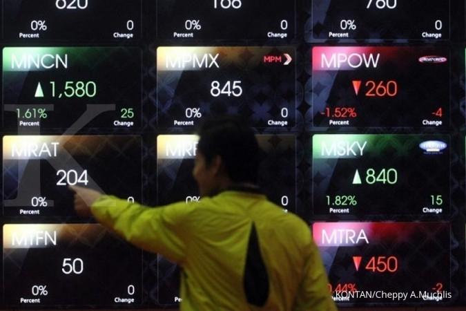 Simak rekomendasi teknikal saham INCO, TLKM dan VIVA