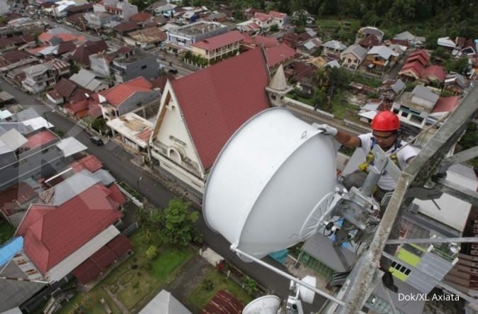 EXCL XL Axiata mulai fokus bangun jaringan di luar Jawa