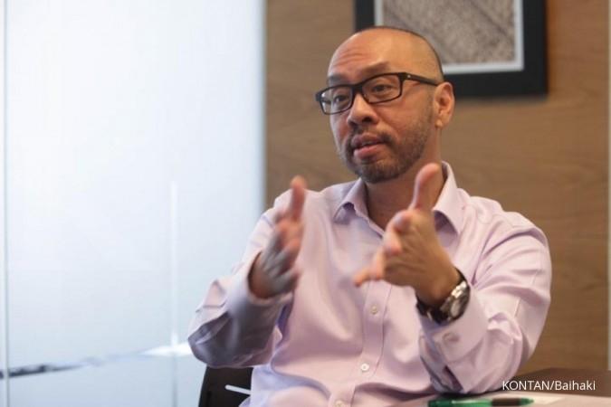 Arisudono Soerono, Direktur Utama Danareksa