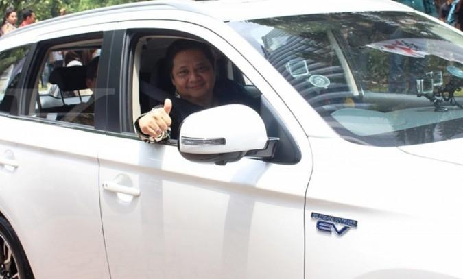 Gaikindo tunggu aturan pajak untuk mobil listrik