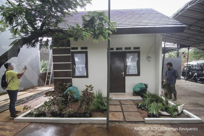 Jakarta forms special unit to handle housing project