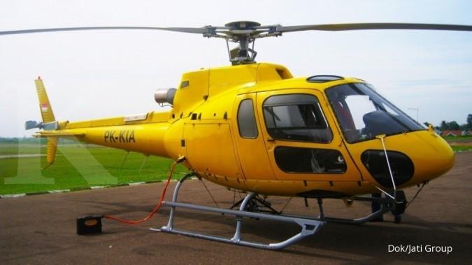 Jaya Trishindo (HELI) Siap Membeli Dua Helikopter pada Semester Kedua 2019