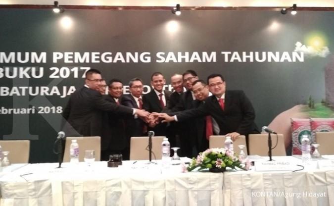SMBR Semen Baturaja (SMBR) catat pertumbuhan penjualan 2%