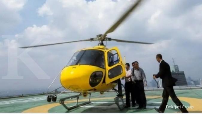 Tambahan dua helikopter milik HELI bakal terbang di semester II